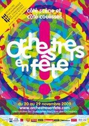 Téléchargez le programme - Orchestre Philharmonique de Strasbourg