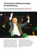 Pillement - Orchestre Philharmonique de Strasbourg - Page 2