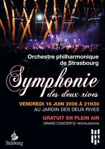 Pillement - Orchestre Philharmonique de Strasbourg