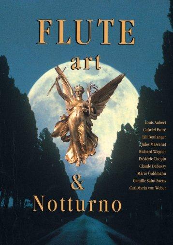 FLUTEart & Notturno - PHILharmonisches TRIO