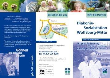 Diakonie- Sozialstation Wolfsburg-Mitte