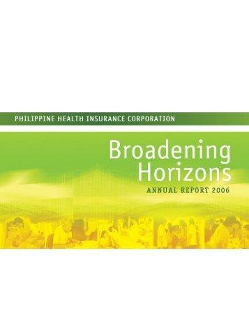 2006 - Philippine Health Insurance Corporation