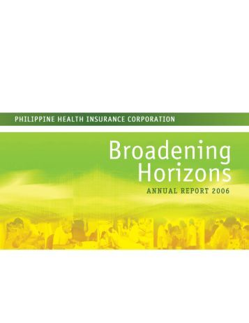 2006 - Philippine Health Insurance Corporation