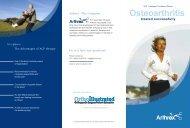 Osteoarthritis treated successfully - Viktoria Klinik Bochum