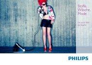 Stoffe, Wäsche, Mode - Philips