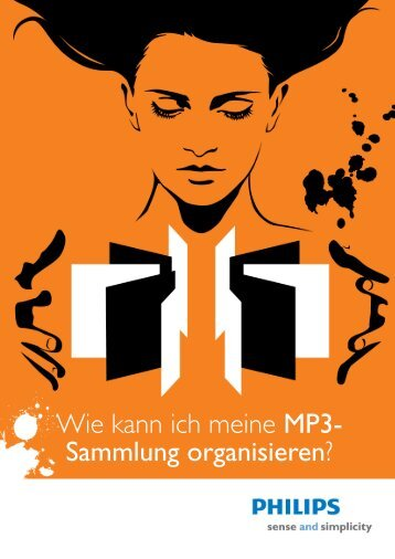 Wie kann ich meine MP3- Sammlung organisieren? - Philips