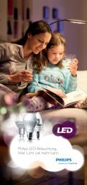 Broschüre LED - Philips