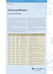 Launch of EV-PP range - Consilium