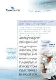 Senior Aerospace BWT Lowers ECS System Design Pressures with ...