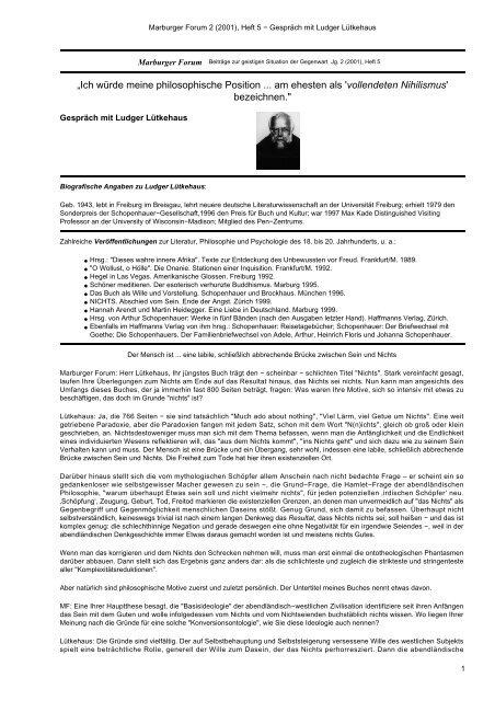 Dieses Gespräch im pdf-Format herunterladen - Philosophia online