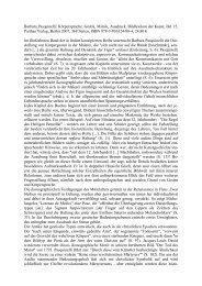 Barbara Pasquinelli: Körpersprache. Gestik, Mimik ... - philoSOPHIA