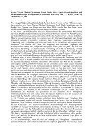Diesen Artikel als PDF-Datei herunterladen - philoSOPHIA