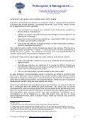 Le défi de l'entrepreneur responsable - Philosophie Management - Page 4