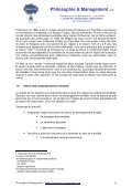 Le défi de l'entrepreneur responsable - Philosophie Management - Page 6