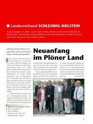 Neuanfang im Plöner Land - Deutsches Rotes Kreuz