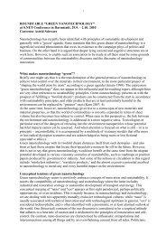 Discussion topics - Philosophie