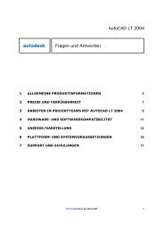 Autocad LT 2004 Faq deutsch