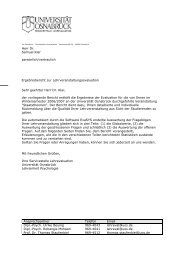 Ansprechpartner Telefon Email Dipl.-Psych. Ulrike Beuing 969-4043 ...