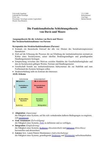 Handout - Universität Augsburg