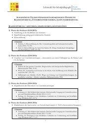 aktualisierte Literaturliste - Universität Augsburg