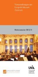 Programmheft_WS_13_14_Finalissimo - Phil. - Universität Augsburg