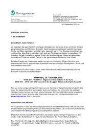 Mittwoch, 20. Oktober 2010 - Phoenix GmbH · Konduktives ...