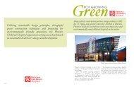 sustainable - Phoenix Children's Hospital
