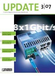 Scarica il PDF del customer magazine UPDATE di Novembre.