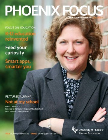 K-12 education reinvented Feed your curiosity ... - Phoenix Focus