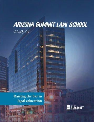 Download Viewbook - Phoenix School of Law