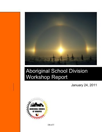 Aboriginal Council of Winnipeg - Phoenix Sinclair Inquiry