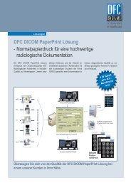 DFC DICOM Paperprint Lösung ... - Dfc-Systems