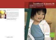 Mejor audición para el desarrollo de los niños - Phonak