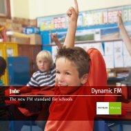 Dynamic FM for schools Junior Professional Brochure - Phonak