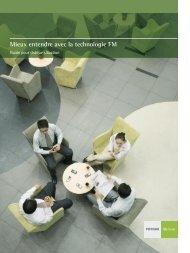 Hear Better with FM Technology Enduser Brochure - Phonak