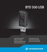 BTD 500 USB - Phonak