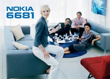 Nokia 6681 - PhoneHouse