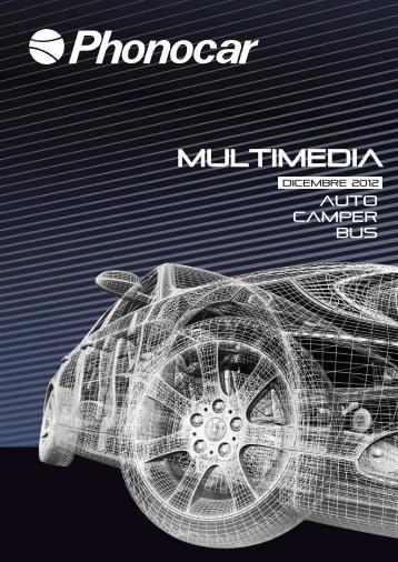 catalogo Multimedia - Phonocar
