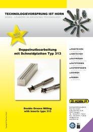 313 - Hartmetall-Werkzeugfabrik Paul Horn GmbH