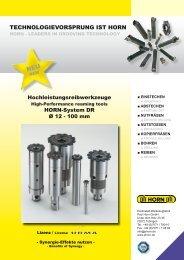 DR - Paul Horn GmbH