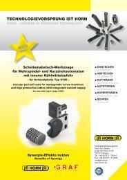 EINSTECHEN und ABSTECHEN - Hartmetall-Werkzeugfabrik Paul ...