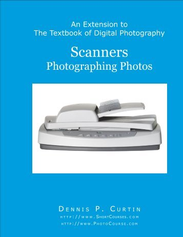 Scanners - PhotoCourse