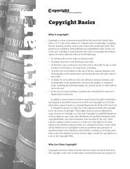 What Is Copyright? - PhotoCourse