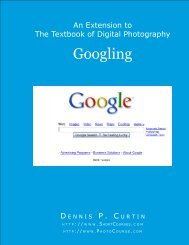 Googling - PhotoCourse