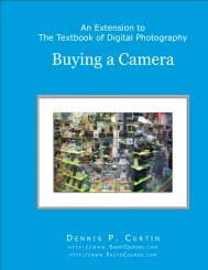 Buying a Camera - PhotoCourse