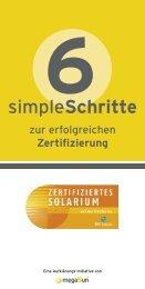6 simple Schritte