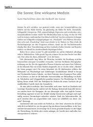 Ein Kapitel als Leseprobe