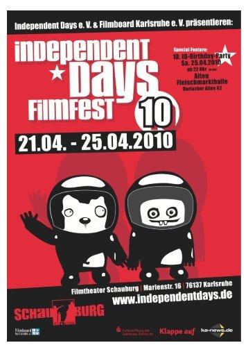 zum Independent Days 10
