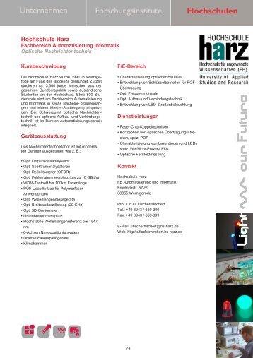 Unternehmen Forschungsinstitute Hochschulen