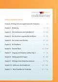 Jetzt kann ich - endobarrier Patientenhandbuch - Seite 3